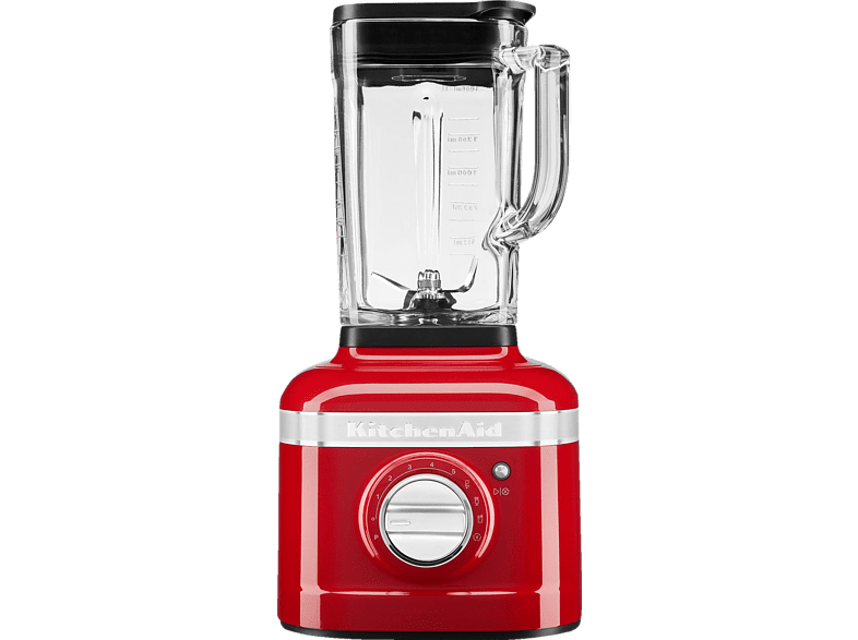 KitchenAid 5KSB4026ECA candy apple red blender (1200 watts, 1.4 liters)