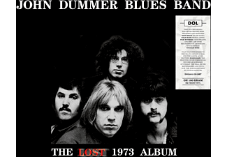 John Dummer Blues Band - The Lost 1973 Album (Vinyl LP (nagylemez))