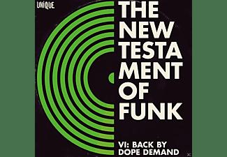 VARIOUS - New Testament Of Funk Vol.6  - (LP + Download)