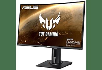 "Monitor gaming - Asus VG27WQ, 27"", WQHD, 4 ms, 165 Hz, Adaptive-sync & Freesync, DisplayHDR 400, Negro"