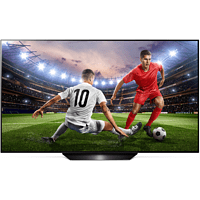 LG OLED65B9DLA OLED TV (Flat, 65 Zoll/164 cm, UHD 4K, SMART TV, webOS 4.5 (AI ThinQ))