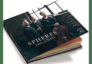 Trio Eclipse - SPHERES  - (CD)