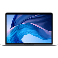 APPLE MVH22D/A MacBook Air, Notebook mit 13,3 Zoll Display, Core i5 Prozessor, 8 GB RAM, 512 GB SSD, Intel Iris Plus Graphics, Space Grau
