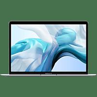 APPLE MVH42D/A Macbook Air, Notebook mit 13,3 Zoll Display, Core i5 Prozessor, 8 GB RAM, 512 GB SSD, Intel Iris Plus Graphics, Silber