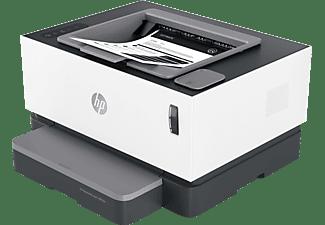 Impresora láser - B/N HP Neverstop Laser 1001nw, 600 x 600 DPI, Wifi, 20 ppm, LED, Blanco