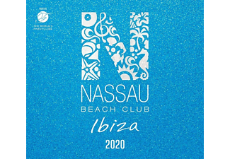 VARIOUS - Nassau Beach Club Ibiza 2020  - (CD)
