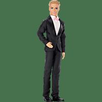 BARBIE Ken Bräutigam (blond) Puppe, Mehrfarbig