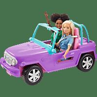 BARBIE Strand-Jeep Puppenzubehör