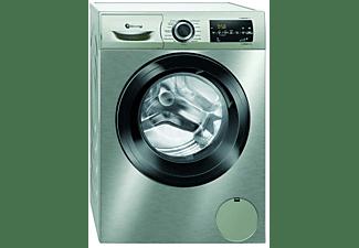 Lavadora carga frontal - Balay 3TS982XD, 8 kg, 1200 rpm, AutoDosificación , Inox