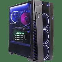 CAPTIVA R47-472, Gaming PC mit Ryzen 7 Prozessor, 32 GB RAM, 500 GB SSD, 2 TB HDD, RTX 2080Ti, 11 GB