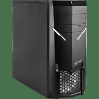 CAPTIVA R50-073, Gaming PC mit Ryzen 7 Prozessor, 8 GB RAM, 120 GB SSD, 1 TB HDD, GTX 1660, 6 GB