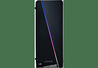 CAPTIVA R50-848, Gaming PC mit Ryzen 5 Prozessor, 16 GB RAM, 480 GB SSD, 1 TB HDD, GTX 1650, 4 GB