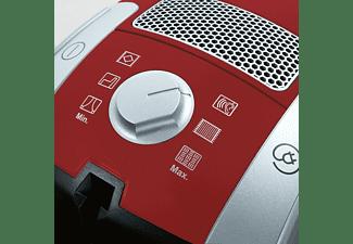 MIELE Compact C1 EcoLine - SCAP3 Staubsauger, maximale Leistung: 550 Watt, Mangorot)