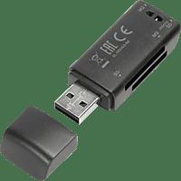 SPEEDLINK SNAPPY Portables USB Kartenlesegerät