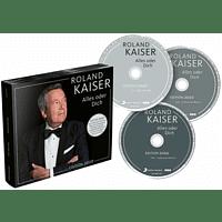 Roland Kaiser - ALLES ODER DICH (EDITION 2020) - [CD]