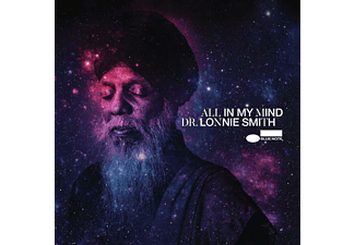 Dr. Lonnie Smith - ALL IN MY MIND (TONE POET VINYL)  - (Vinyl)