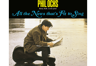 Phil Ochs - All The News That's Fit To Sing (Vinyl LP (nagylemez))