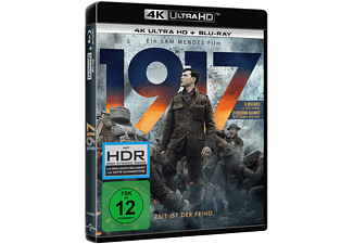 1917 4K Ultra HD Blu-ray + Blu-ray