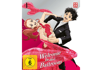 WELCOME TO THE BALLROOM DVD