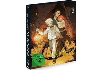 The Promised Neverland - Ep. 07-12 DVD