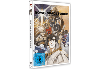 Royal Space Force - Wings of Honnêamise DVD
