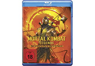 Mortal Kombat Legends: Scorpion's Revenge - (Blu-ray)