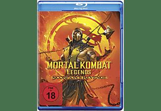 Mortal Kombat Legends: Scorpion's Revenge [Blu-ray]