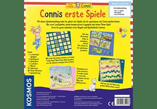 KOSMOS Connis erste Spiele Kinderspiel Mehrfarbig