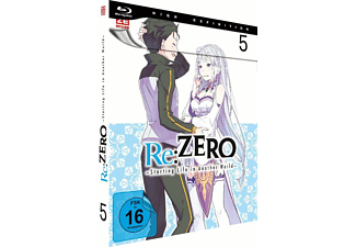 re:ZERO - Starting Life in Another World - Vol. 5 - Ep. 20-25 Blu-ray