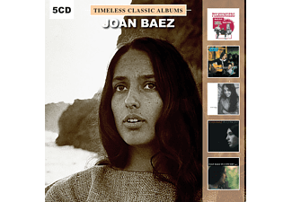 Joan Baez - Timeless Classic Albums (CD)