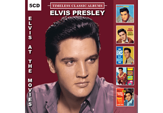 Elvis Presley - Elvis At The Movies - Timeless Classic Albums (CD)