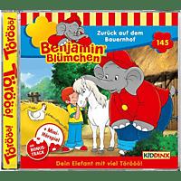 Benjamin Blümchen - Folge 145:Zurück auf dem Bauernhof  - (CD)