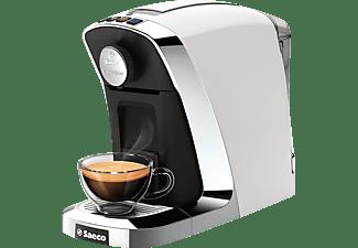 TCHIBO CAFISSIMO 300088 Saeco Cafissimo Tuttocaffè Bianco Kapselmaschine Weiß