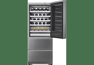 LG SIGNATURE LSR200W Weinkühlschrank/Kühlgefrierkombination (EEK E, Edelstahl)