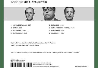 Juraj -trio- Stanik - INSIDE OUT  - (CD)