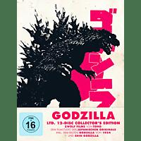 Godzilla Ltd.12-Dics Collector's Edition Blu-ray