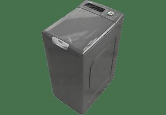 HAIER Toplader Waschmaschine Grau 8kg 1.400 U/min.