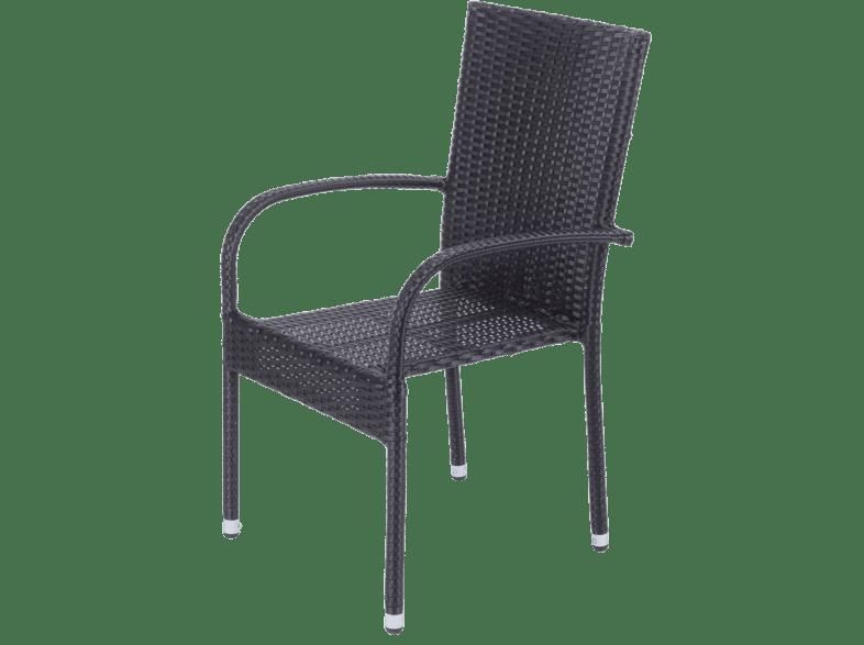 műanyag rattan kerti szék