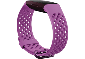 FITBIT Charge 4, Ersatzarmband, Fitbit, Rosewood