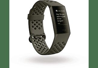 FITBIT Charge 4, Ersatzarmband, Fitbit, Evergreen