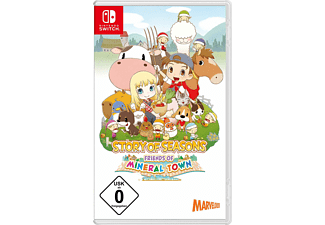 Story of Seasons: Friends of Mineral Town - [Nintendo Switch]