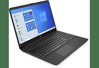 HP 15s-eq0300ng, Notebook mit 15,6 Zoll Display, AMD Ryzen™ 5 Prozessor, 8 GB RAM, 512 GB SSD, Radeon Vega 8, Schwarz