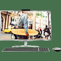 MEDION AKOYA® E23201 (MD60046), All-in-One PC mit 23,8 Zoll Display, Pentium® Prozessor, 8 GB RAM, 256 GB SSD, Intel® UHD-Grafik 605, Silber
