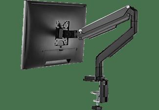 """DIGITUS Gasdruckfeder Monitor Klemm-Halter 15-32"""", 9 kg (max.), schwarz"""