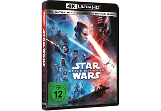 Star Wars: Der Aufstieg Skywalkers 4K Ultra HD Blu-ray + Blu-ray