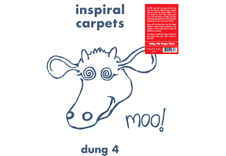 Inspiral Carpets - Dung 4 (180 gram Edition) (High Quality) (Vinyl LP (nagylemez))