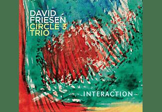 David / Circle 3 Trio Friesen - Interaction  - (CD)