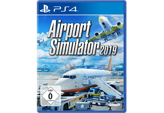 Airport Simulator 2018 - [PlayStation 4]