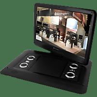 SOUNDMASTER PDB1550SW Tragbarer DVD Player, Schwarz