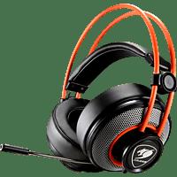 COUGAR IMMERSA TI Gaming Headset schwarz, orange